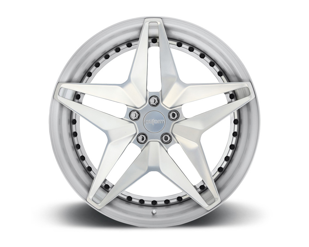 Rotiform AVV 3-Piece Forged Concave Center Wheels - AVV-3PCFORGED-CONCAVE