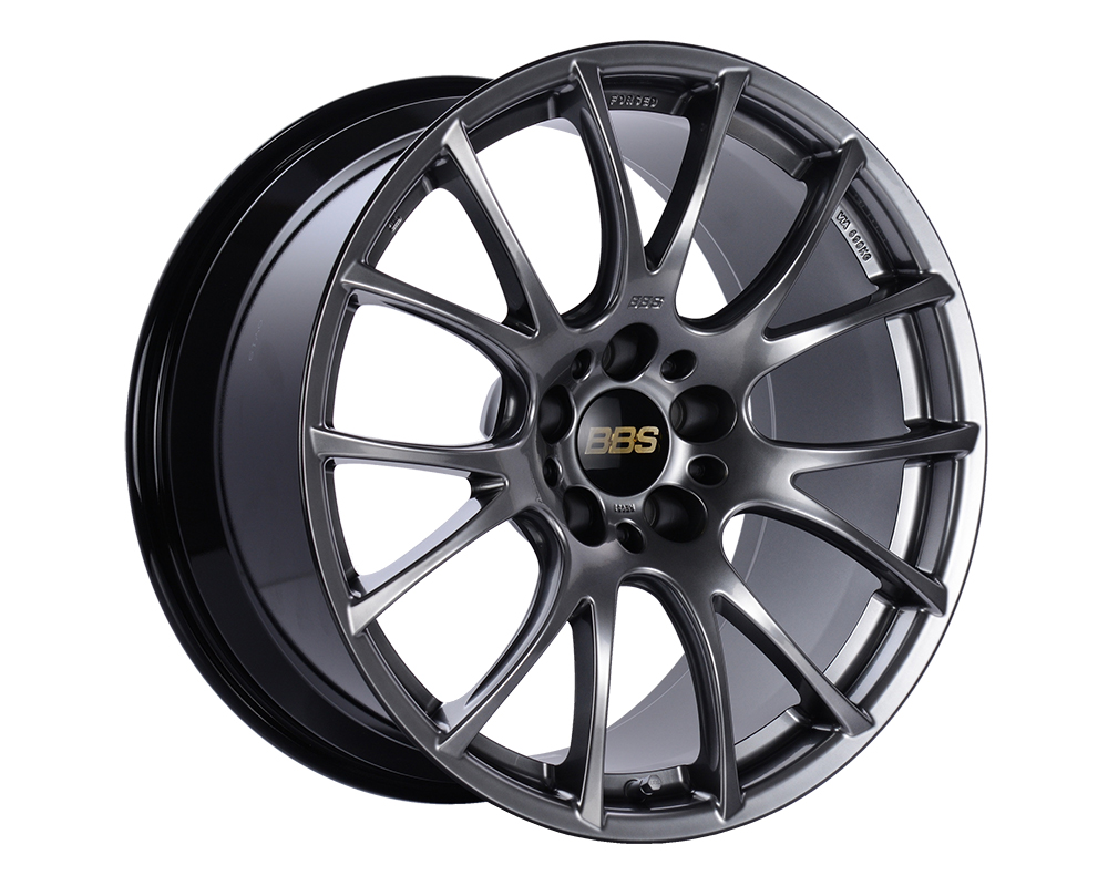 BBS RE-V Wheel 18x8 5x120 33mm Diamond Black - REV064DBK