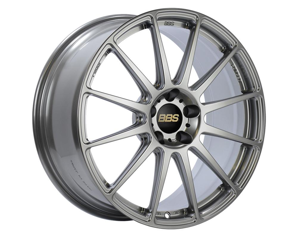 BBS FS Wheel 19x9 5x112 25mm Diamond Silver FS002DSK - FS002DSK