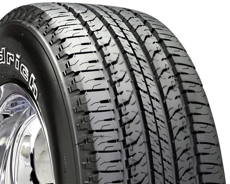 BFGoodrich Long Trail T/A Tour Tires 245/70/17 108T Orwl