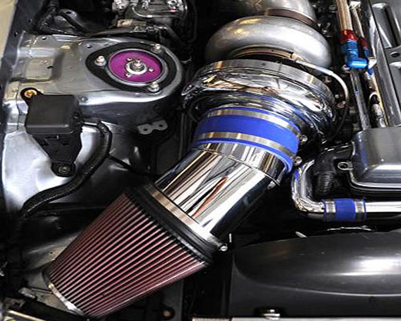 Boost Logic GT47 + T6 Turbo Kit Toyota Supra 93-02
