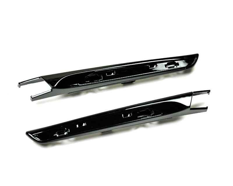 Auto Tecknic Replacement Glaze Black Fender Trims  BMW M3 F80 15-16