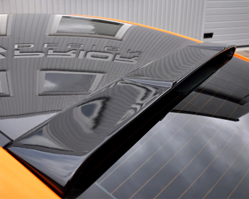 Prior Design Carbon Fiber Roof Spoiler BMW 6-Series E63/E64 04-10