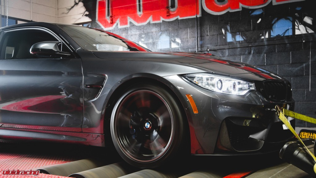 Vivid Racing Performance Package Upgrade BMW F80 M3 2015