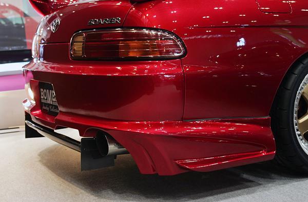 BOMEX Rear Bumper 01 Lexus SC300|400 91-00