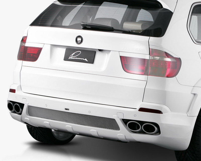 LUMMA CLR X 530 Sport Exhaust System without Flap Technology no TUV for BMW X5 4.8i 06-13 - BM 070.613 GHB