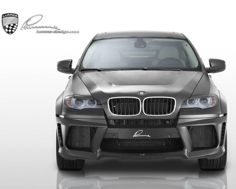 LUMMA Carbon Coated Vertical Window Frame for BMW X6 09-15 - BM 071.248 KMB