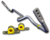 Whiteline 20mm Adjustable Rear Sway Bar Infiniti G35 07-08