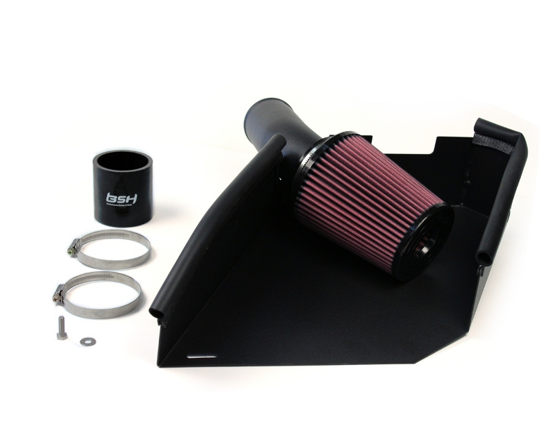 BSH True Seal Short Ram Air Intake Volkswagen Jetta TSI 11-14