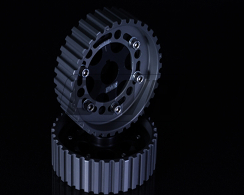 Blackworks Racing Black Adjustable Cam Gear Honda B-Series Engines