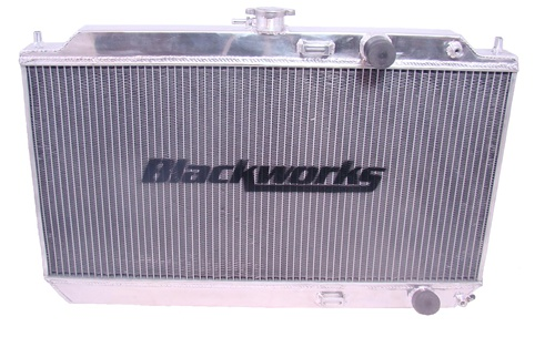Blackworks Racing Aluminum Radiator for Acura Integra 90-93