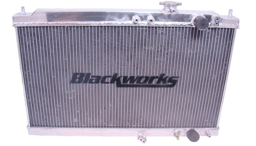 Blackworks Racing Aluminum Radiator for Acura Integra 94-01