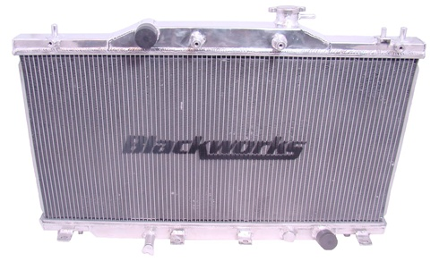 Blackworks Racing Aluminum Radiator for Acura RSX 02-06