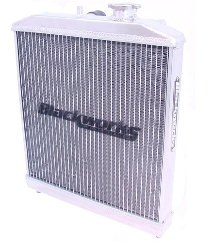 Blackworks Racing Aluminum Radiator for Honda Civic 92-00