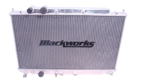 Blackworks Racing Aluminum Radiator for Honda Civic SI 06-11
