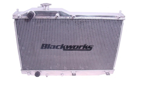 Blackworks Racing Aluminum Radiator for Honda S2000 00-09