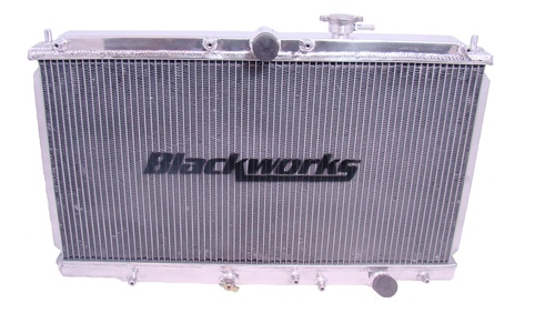 Blackworks Racing Aluminum Radiator for Honda Prelude 97-01