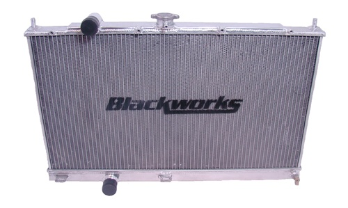 Blackworks Racing Aluminum Radiator for Mitsubishi Evolution VI 92-00