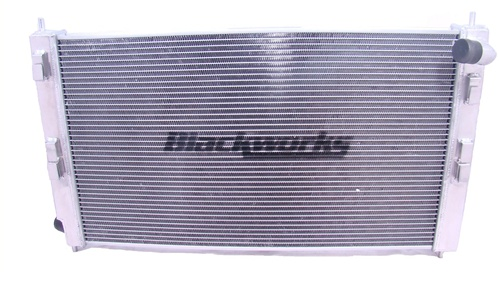 Blackworks Racing Aluminum Radiator for Mitsubishi Evolution X 08-13