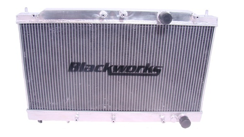 Blackworks Racing Aluminum Radiator for Mitsubishi Eclipse 90-94