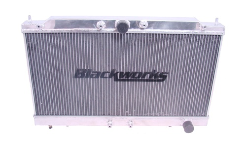 Blackworks Racing Aluminum Radiator for Mitsubishi Eclipse T 95-99