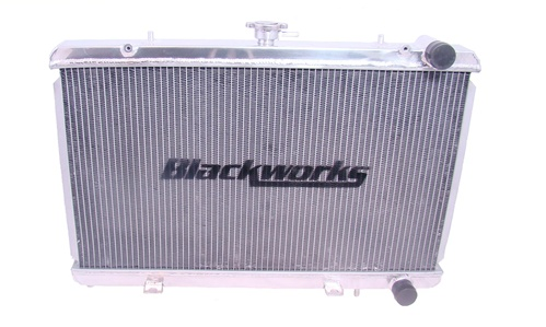 Blackworks Racing Aluminum Radiator for Nissan 240sx 89-94