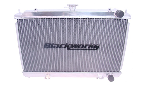 Blackworks Racing Aluminum Radiator for Nissan 240sx S14 95-98