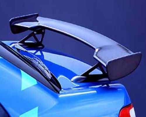 Megan Racing Carbon Fiber Rear Spoiler Subaru WRX STI 02-07