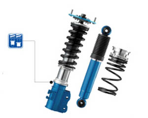 Cusco Compact Zero 1 Coilover Kit Honda Fit 10-12
