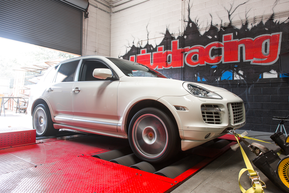 VR Tuned ECU Flash Tune Porsche 957 Cayenne Turbo 4.8L V8 DFI 08-10