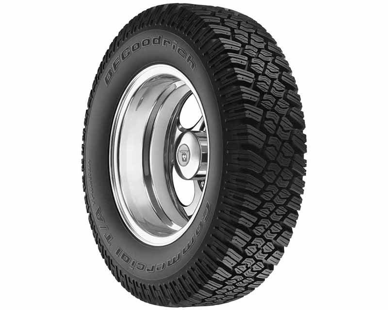 BFGoodrich Commercial T/A Traction LT215/85R16/D 110/107Q Tire - 61161