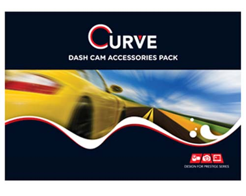 Curve Dashcam Accessory Pack