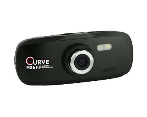 Curve MX6 Full HD Dashcam