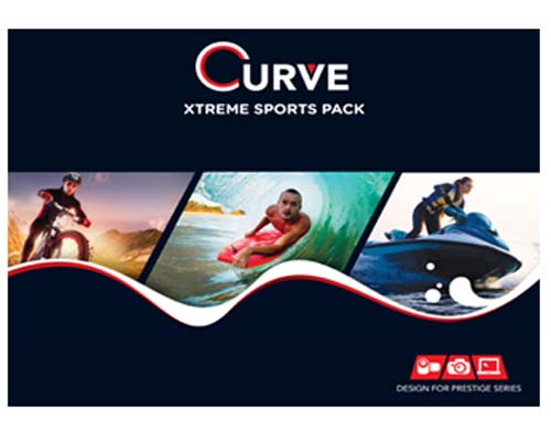 Curve Xtreme Sports Accessory Pack