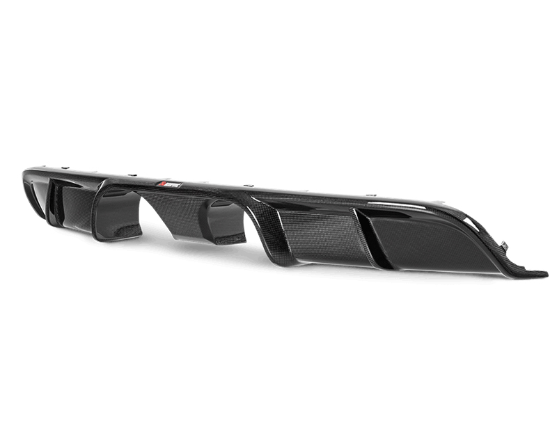 Akrapovic Carbon Fiber High Gloss Rear Diffuser Porsche 911 Carrera S | 4 | 4S | GTS 991.2 17-18