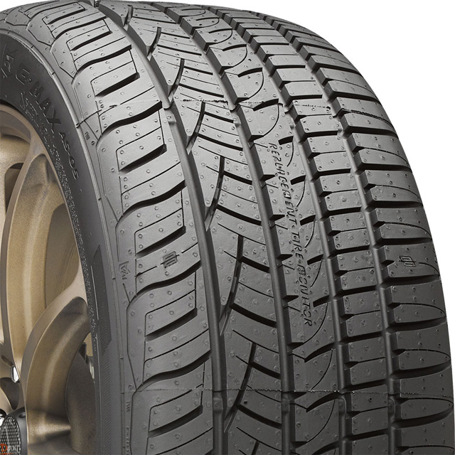 General GMAX AS-05 225 /55 R17 97W SL BSW - DT-34758