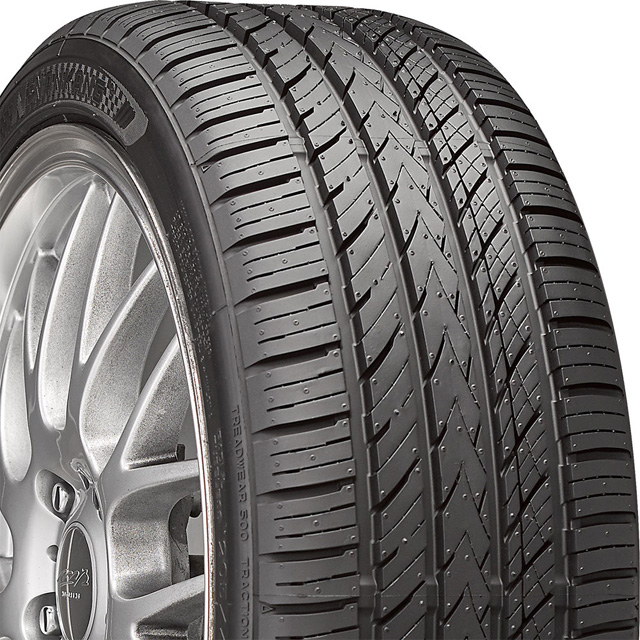 Nankang Tire NS-25 A/S UHP 255 /40 R19 100Y XL BSW - 24849002