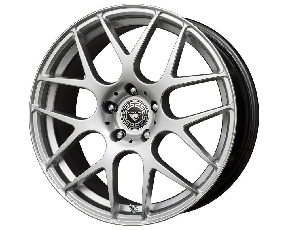 Velox Apex Hyper Silver Wheel 16x7 4x100/114.3 40 - VE504860