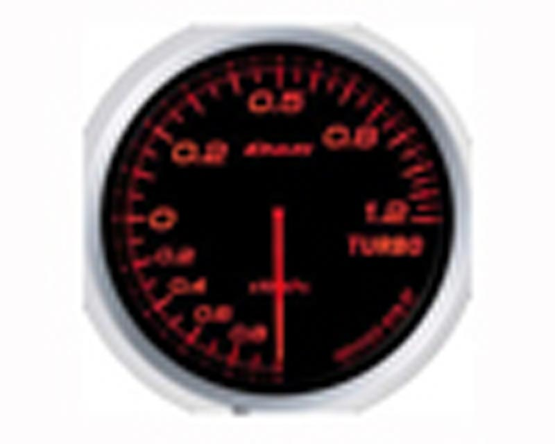 Defi Advance BF 60mm 18psi Boost Gauge - Red