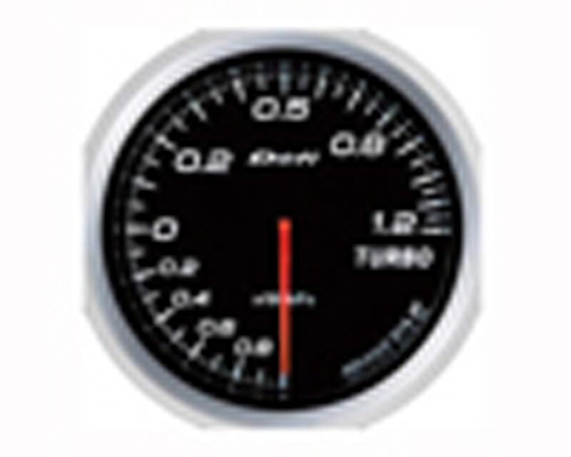 Defi Advance BF 60mm 18psi Boost Gauge - White