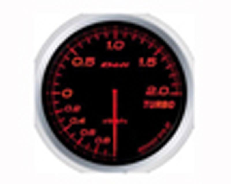 Defi Advance BF 60mm 30psi Boost Gauge - Red