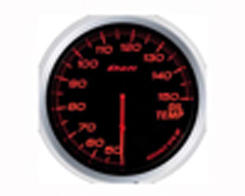 Defi Advance BF 60mm Oil Temp Gauge - Red