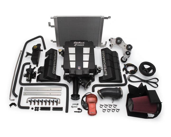 Edelbrock E-Force Competition Supercharger Kit Chrysler 300C 06-08