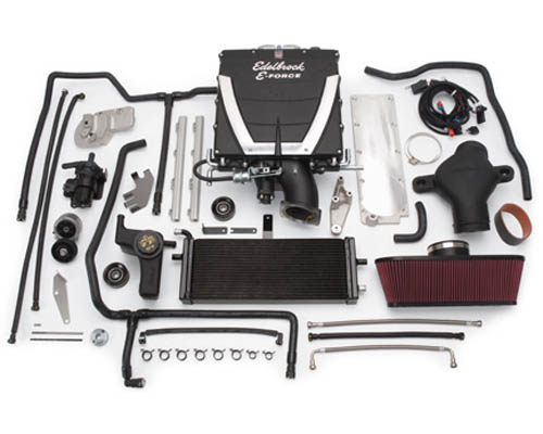 Edelbrock E-Force Competition Supercharger Kit Chevrolet Corvette 08-11 Grand Sport 10-11