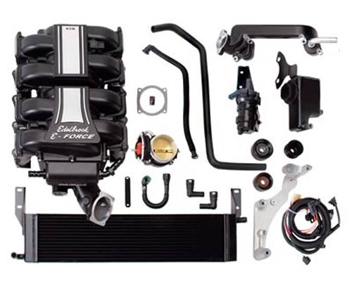 Edelbrock E-Force Competition Supercharger Kit Ford Mustang GT 05-09