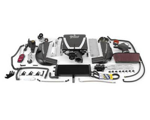 Edelbrock E-Force Competition Supercharger Kit Chevrolet Corvette 08-11