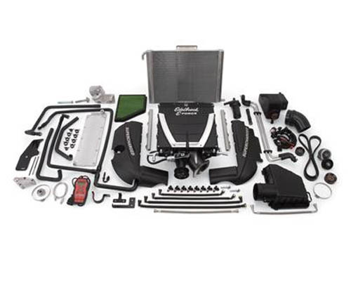 Edelbrock E-Force Competition Supercharger Kit Chevrolet Camaro SS AT 10-11