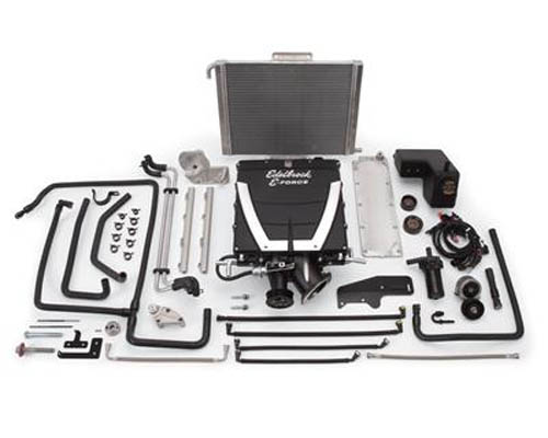Edelbrock E-Force Competition Supercharger Kit Chevrolet Camaro SS 10-11