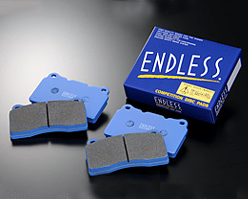 Endless Front Brake Pad N03W/Front Racing Compound Mitsubishi Lancer EVO 5/6 w/ Brembo Caliper 98-00