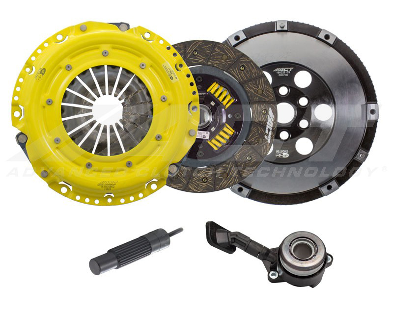 ACT Heavy Duty Performance Street Sprung Clutch Kit Ford Focus ST 13-15